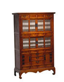 Vintage Chinese cabinet — Stock Photo