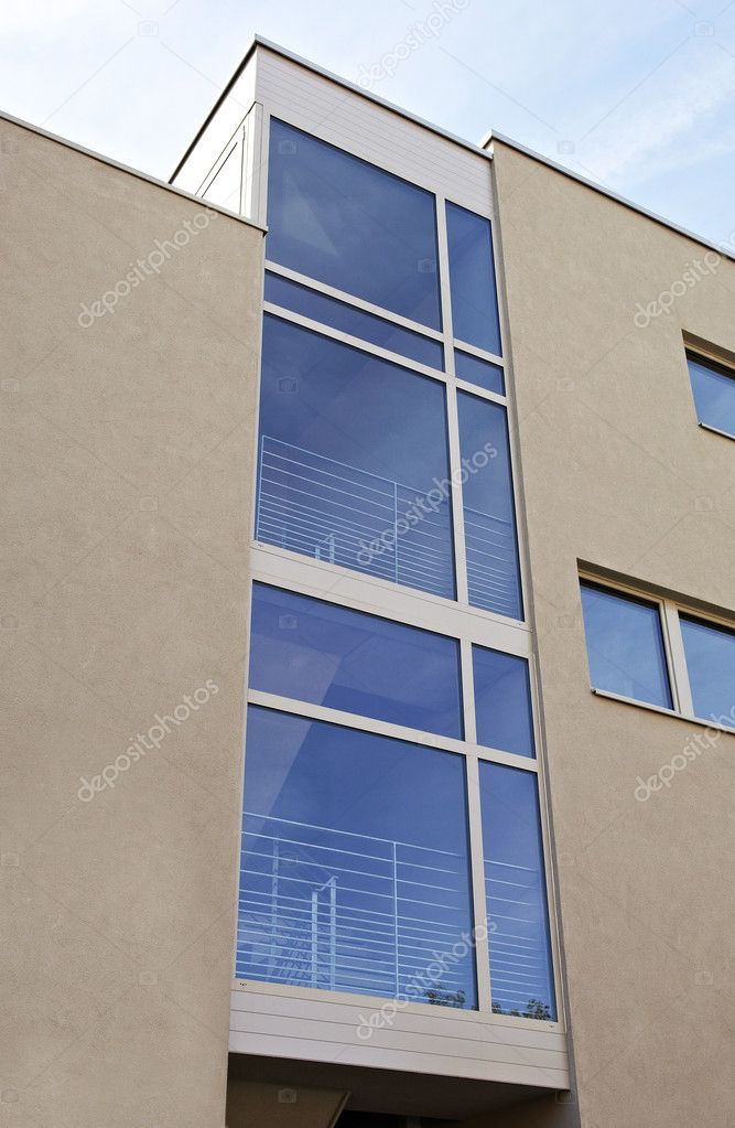 Contemporary architecture  Stock Photo #11138311