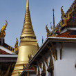 Thailand, Bangkok, Imperial Palace, Imperial city, the Golden Temple — Stock fotografie