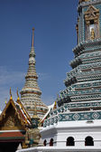 Thailand, Bangkok, Imperial Palace, Imperial city, the Golden Temple — Stock Photo