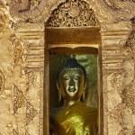 Thailand, Lampang Province, Pratartlampangluang Temple, Buddha statue — Stock Photo #10915869