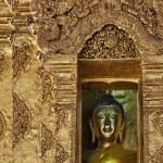 Thailand, Lampang Province, Pratartlampangluang Temple, Buddha statue — Stock Photo #10915937