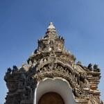 Thailand, Lampang Province, Pratartlampangluang Temple — Stock Photo #10916040