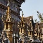 Thailand, Lampang Province, Pratartlampangluang Temple — Stock Photo #10916166