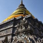 Thailand, Lampang Province, Pratartlampangluang Temple — Stock Photo #10916188