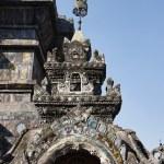 Thailand, Lampang Province, Pratartlampangluang Temple — Stock Photo #10916210