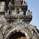 Thailand, Lampang Province, Pratartlampangluang Temple — Stock Photo #10916233