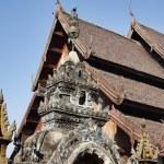 Thailand, Lampang Province, Pratartlampangluang Temple — Stock Photo #10916252