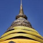 Thailand, Lampang Province, Pratartlampangluang Temple — Stock Photo #10916336
