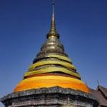 Thailand, Lampang Province, Pratartlampangluang Temple — Stock Photo #10916351