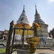 Thailand, Chiang Mai, Prathat Doi Suthep Buddhist temple - Lizenzfreies Foto