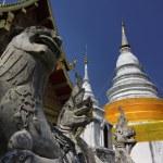 Thailand, Chiang Mai, Phra Thart doi suthep temple (Wat Phra Thart Doi Suthep) — Stock Photo #11151595