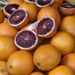 Italy, Sicily, sicilian oranges - Stock Photo