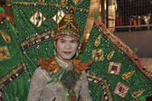 Tayland, chiang mai, gay pride parade downtown — Stok fotoğraf
