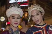 Thailand, Chiang Mai, Gay Pride Parade downtown — Stock Photo