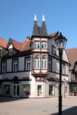 Residence City Celle in Lower Saxony, Germany — Stock Photo