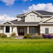 Suburban house — Stock Photo #11092371