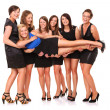 Stock Photo: Bachelorette party