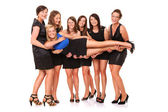 Bachelorette party — Stock Photo