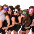 Hen party — Stock Photo