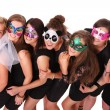 Hen party — Stock Photo #10897253