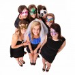 Party Girls — Stock Photo #10897261