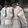 Shinto wedding, Tokyo, Japan — Stock Photo