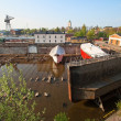 Dry dock - Stock Photo