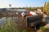 Dry dock — Stock Photo