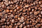 Coffee beans background 2 - Kaffee-Bohnen-Hintergrund — Stock Photo