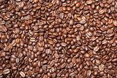 Coffee beans background 3 - Kaffee-Bohnen-Hintergrund — Stock Photo