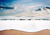 Seascape Beach — Stock Photo