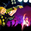 Live music background — Stock Photo #11900171