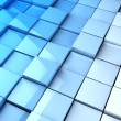 Cubes background — Stock Photo #11900345