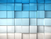 Cubes background — Foto Stock