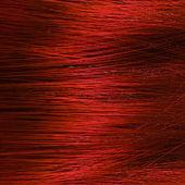 Red hair macro — Stock Photo