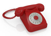 Sztuka telefon — Zdjęcie stockowe