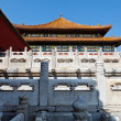 Beijing Forbidden City — Foto de Stock
