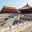 The Forbidden City, China — Stock Photo