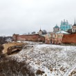View Of The Assumption Cathedral. Smolensk. — Stock Photo