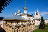 Rostov el grande. Kremlin. Rusia. — Foto de Stock