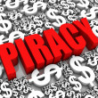 Piracy — Stock Photo #10916655