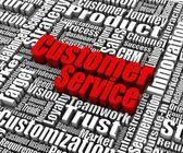 Servicio al cliente — Foto de Stock