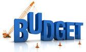 Budget Growth — Stock Photo