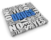 Drugs dilemma — Stockfoto