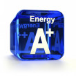 energy efficiency rating — Stock Photo