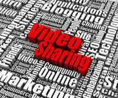 Video Sharing — Stock Photo