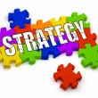 Strategy — Stock Photo #12365839