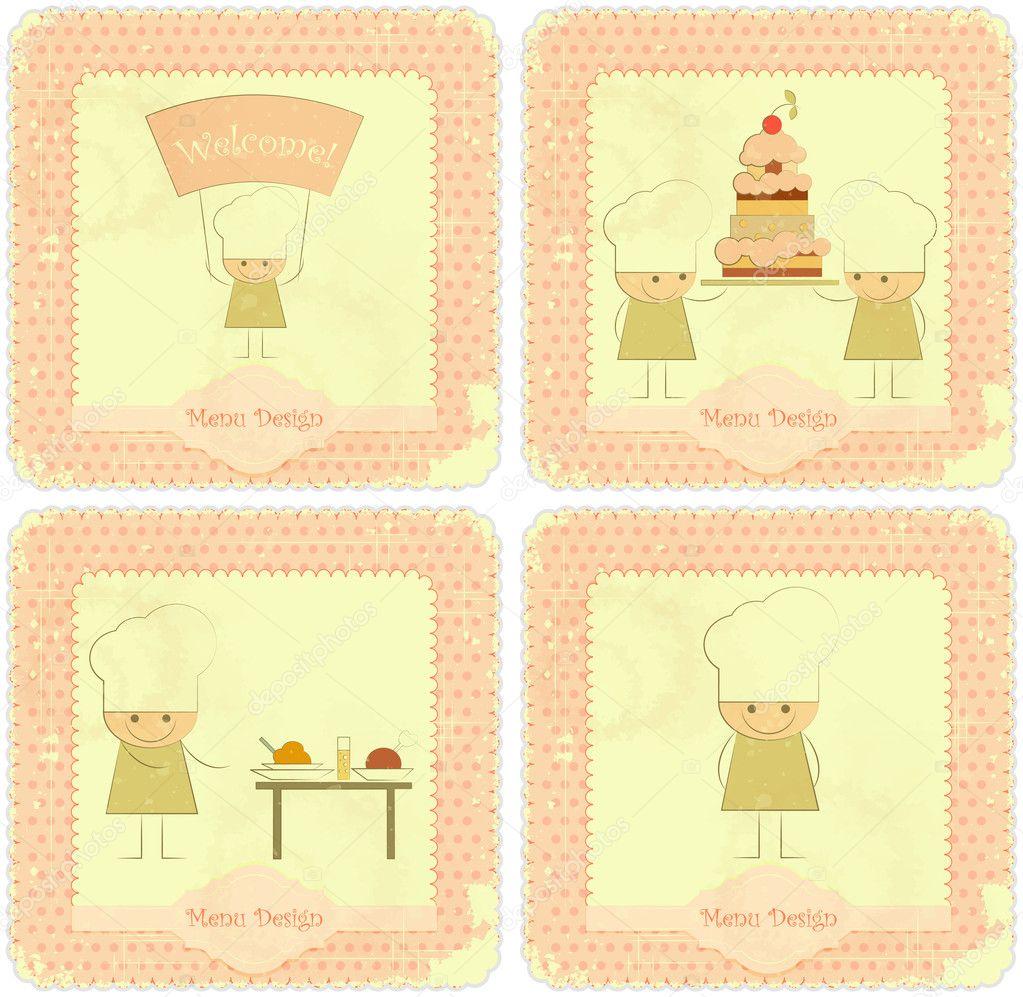 образец буклета с образцами оформления тортов