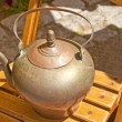 Old  teapot — Stock Photo #10979022